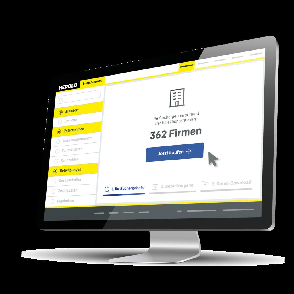 B2B-Leads online kaufen