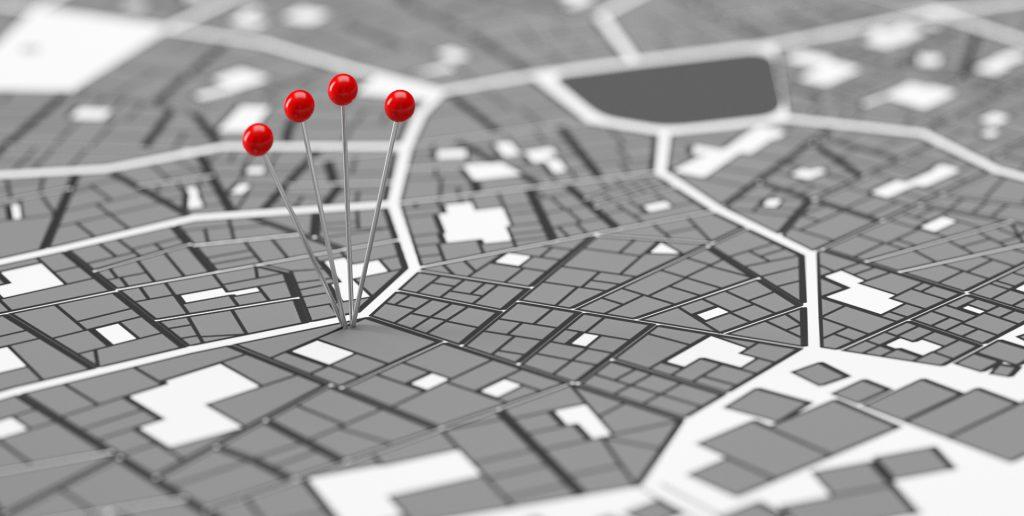 Firmenadressen für Geomarketing