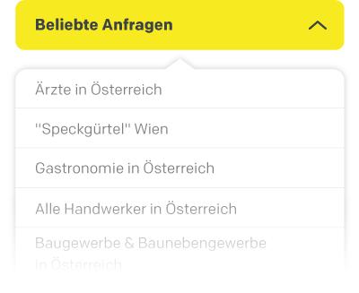 B2B-Zielgruppen Katalog